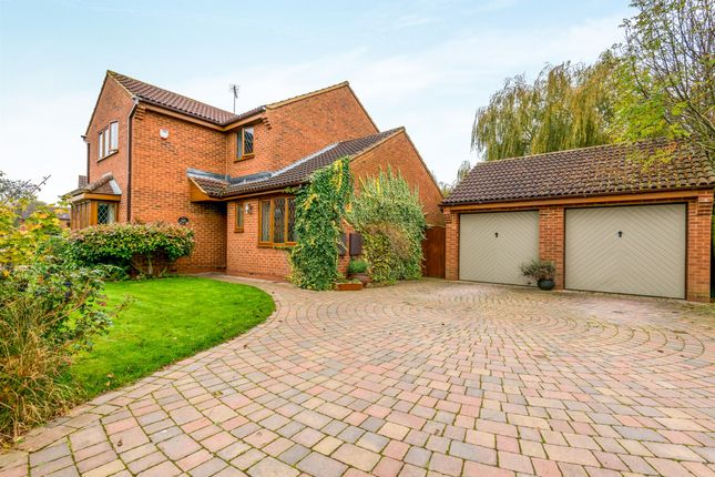 Thumbnail Detached house for sale in Tanfield Lane, Abington, Northampton