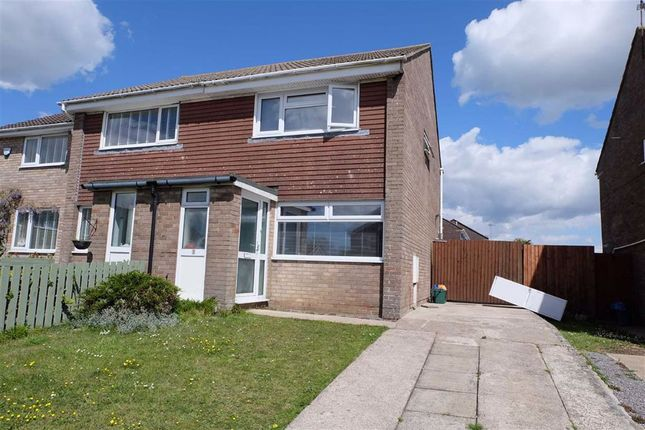 2 bed semi-detached house for sale in Smeaton Close, Rhoose, The Vale Of Glamorgan CF62