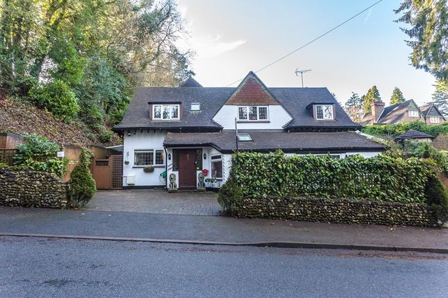 Thumbnail Detached house for sale in The Crescent, Station Road, Woldingham, Caterham