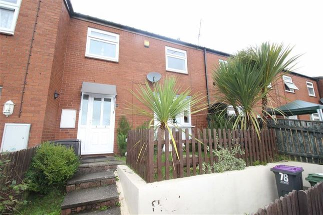 Thumbnail Terraced house for sale in Monnow Court, Cwmbran, Torfaen