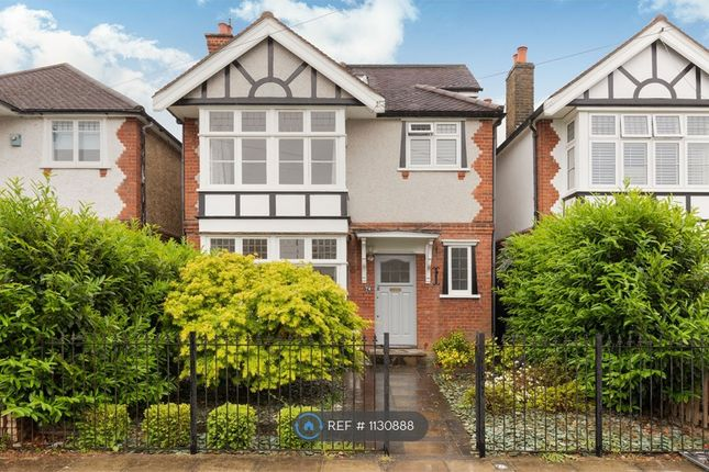 Thumbnail Detached house to rent in St. Albans Road, Kingston Upon Thames