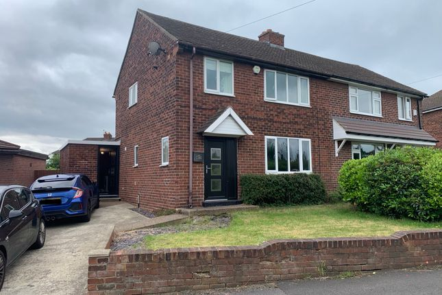 Front View of Quern Way, Darfield S73