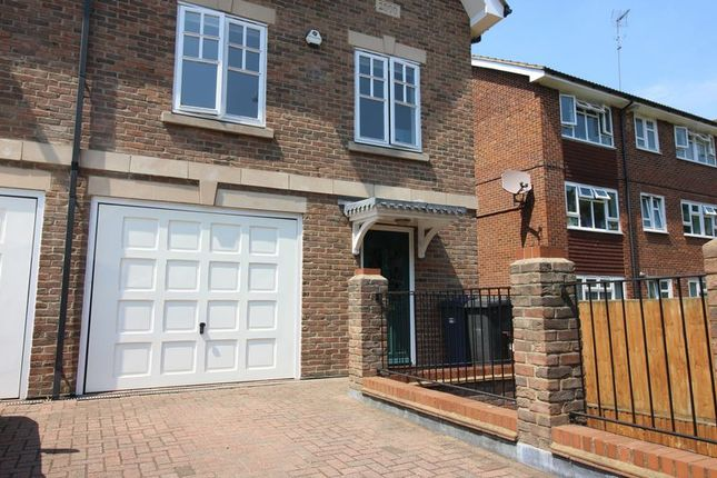 Thumbnail Semi-detached house for sale in Nether Street, Finchley