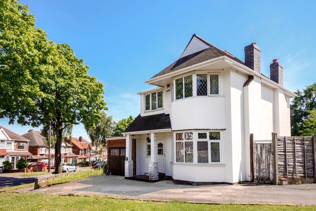 Thumbnail Detached house for sale in Cherry Orchard Road, Handsworth Wood, Birmingham, West Midlands