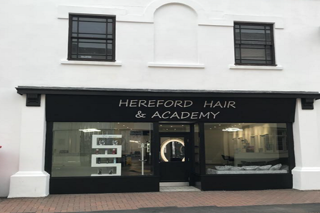 Thumbnail Retail premises for sale in Commercial Street, Hereford