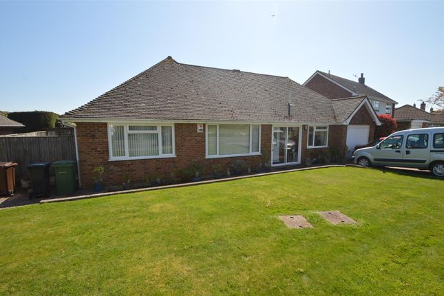 Thumbnail Detached bungalow for sale in Saltdean Way, Bexhill-On-Sea