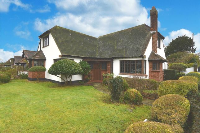 Thumbnail Detached house for sale in Thorpe Hall Avenue, Thorpe Bay, Essex