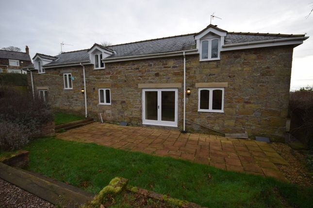 Thumbnail Barn conversion to rent in Vron Farm, Tan Y Fron, Wrexham