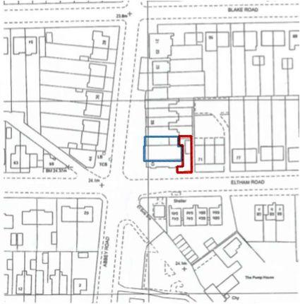 Thumbnail Land for sale in Abbey Road, West Bridgford, Nottingham