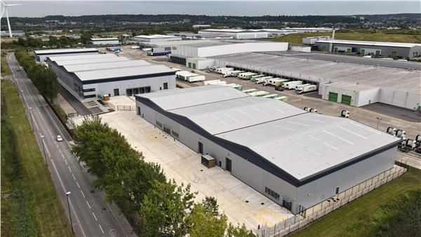 Thumbnail Light industrial to let in Unit 1 Portside Park, Kings Weston Lane, Avonmouth, Bristol