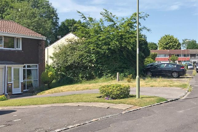 Thumbnail Land for sale in Purbrook Gardens, Purbrook, Waterlooville
