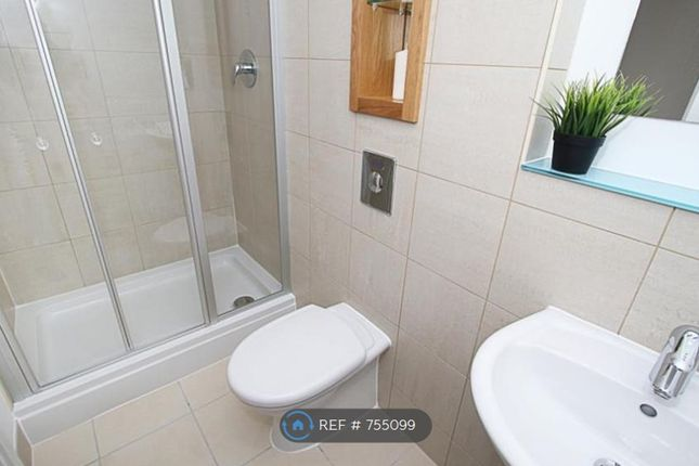 Bathroom of West One Central, Sheffield S1