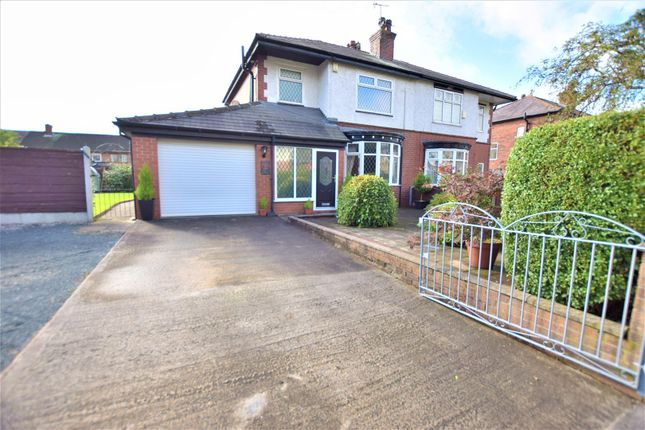 Thumbnail Semi-detached house for sale in Bury Old Road, Heywood