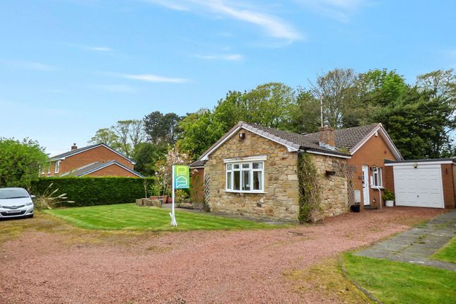 Thumbnail Bungalow for sale in Hillcrest Park, Alnwick