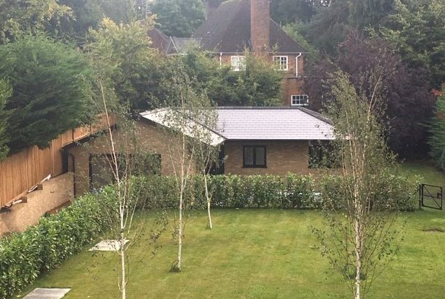 Thumbnail Detached bungalow for sale in Pine House, Sevenoaks