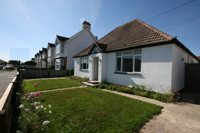Thumbnail Detached bungalow for sale in Manor Road, Selsey