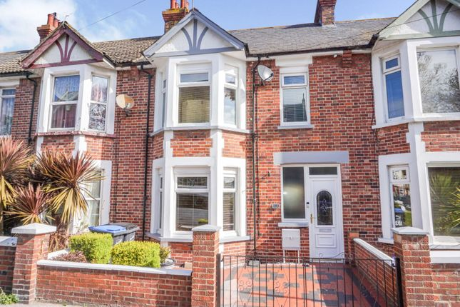 3 bed terraced house for sale in St. Lukes Avenue, Ramsgate CT11
