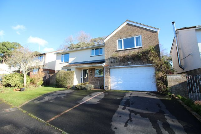 Thumbnail Detached house for sale in Woodcote Drive, Upton, Poole