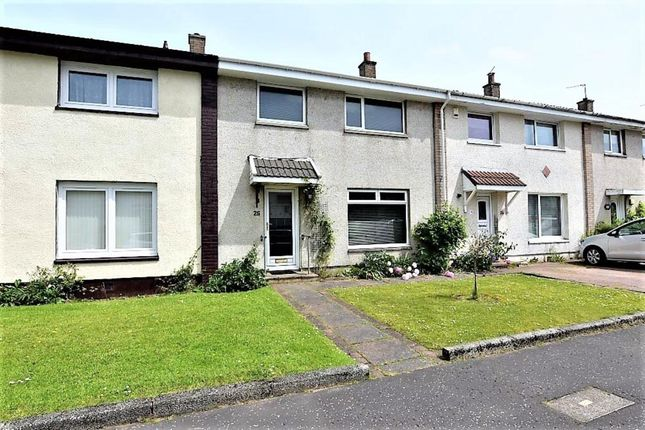Thumbnail Terraced house for sale in Canberra Drive, East Kilbride, Glasgow
