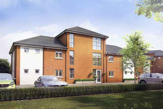 "1 bed flat for sale in ""The Cleeve"" at Sutton Terrace, Haven Village, Boston"