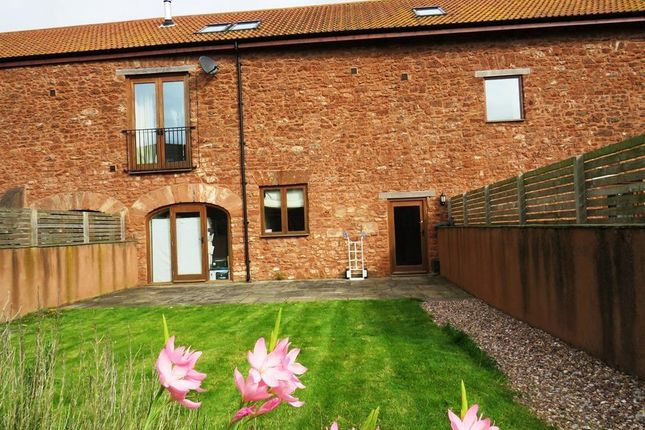 Thumbnail Barn conversion to rent in The Courtyard, Milverton, Taunton