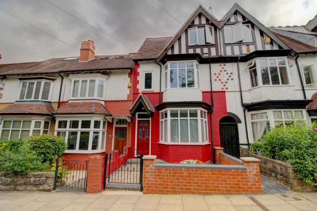 Thumbnail Terraced house for sale in Barclay Road, Bearwood, Smethwick