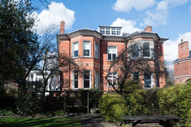 Thumbnail Flat for sale in Lenton House, 27 Lenton Road, The Park