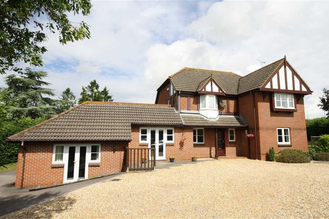 Thumbnail Detached house for sale in Old Hardenhuish Lane, Chippenham, Wiltshire