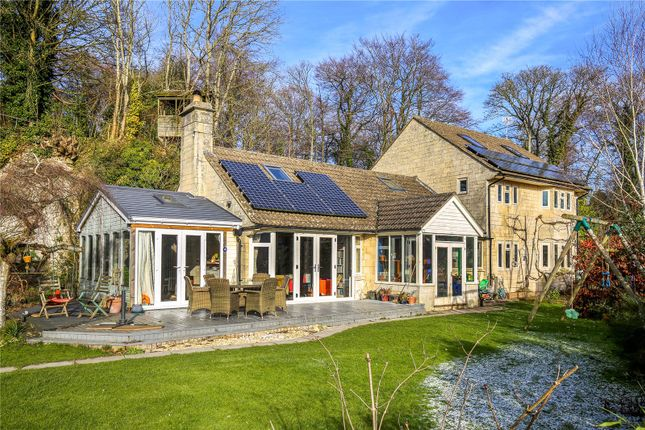 Thumbnail Detached house for sale in Scar Hill, Minchinhampton, Stroud, Gloucestershire