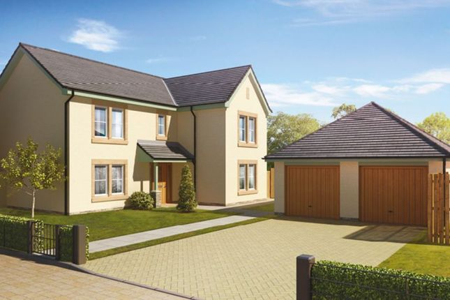 Thumbnail Detached house for sale in Plot 14, Kings Court, Station Road, Dunbar