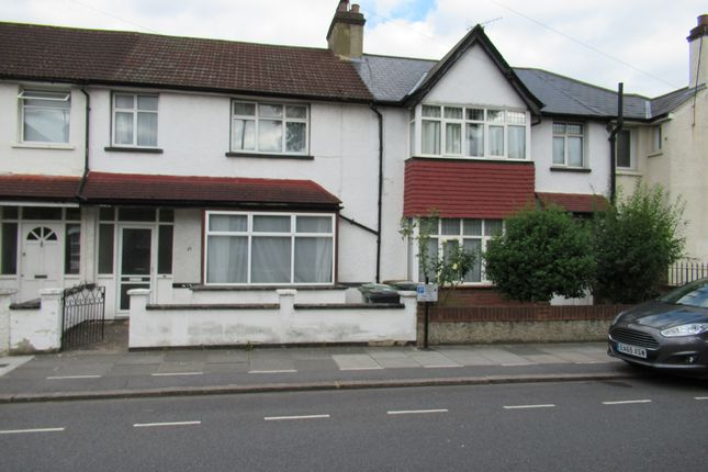 Thumbnail Terraced house to rent in Shell Road, London