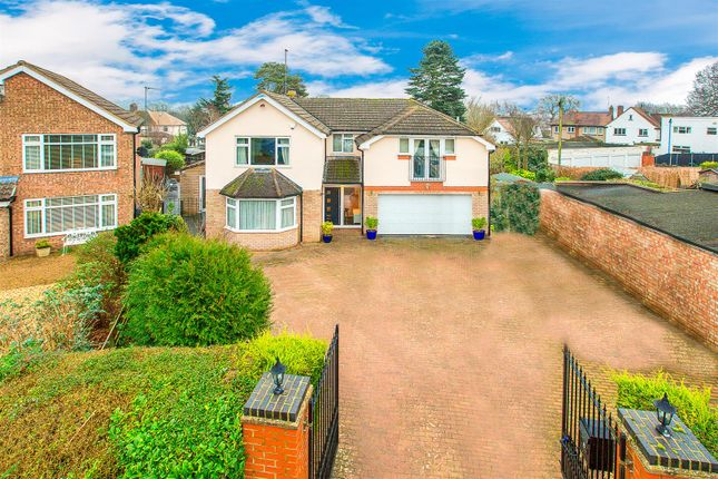 Thumbnail Detached house for sale in Paradise Avenue, Kettering