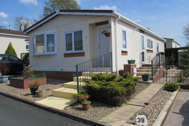 Thumbnail Mobile/park home for sale in Highley Park (Ref 5291), Highley, Bridgnorth, Shropshire
