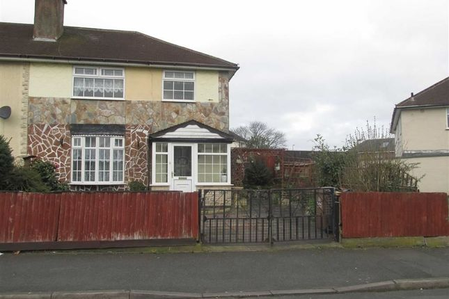 Thumbnail Semi-detached house to rent in Charnwood Close, Bilston