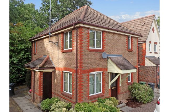 Thumbnail End terrace house for sale in Francis Way, Camberley