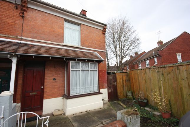 Thumbnail End terrace house to rent in Branstone Park, Bridgwater