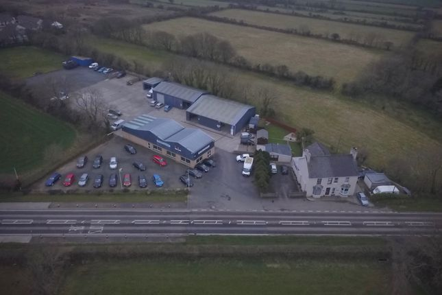Thumbnail Light industrial for sale in Upper Terrace, Letterston, Haverfordwest