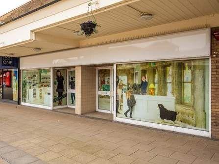 Thumbnail Retail premises to let in Unit B Belvoir Shopping Centre, Belvoir, Coalville