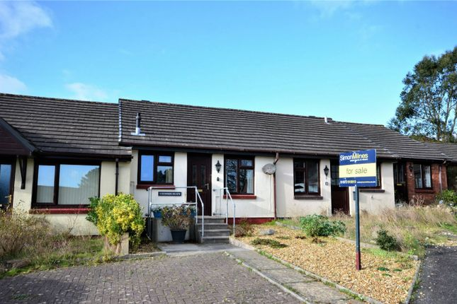 2 bed terraced bungalow for sale in Summerheath, Mabe Burnthouse, Penryn, Cornwall TR10