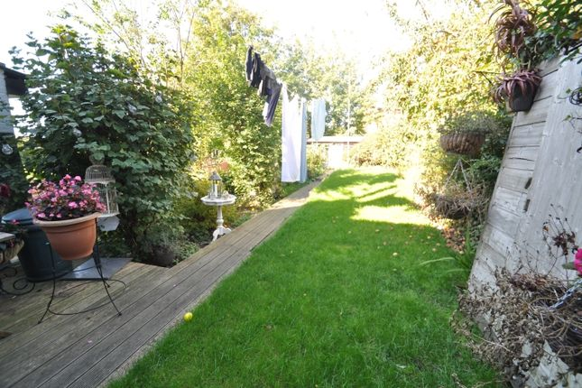 Thumbnail Terraced house to rent in Moordown, London