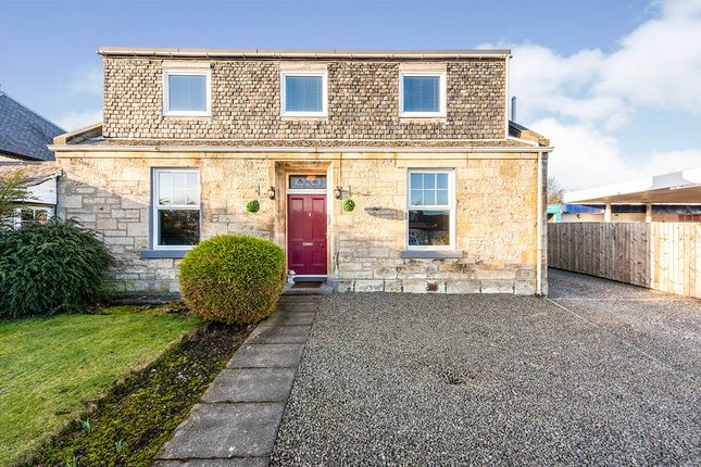 Thumbnail Detached house for sale in Halbeath Road, Dunfermline, Fife