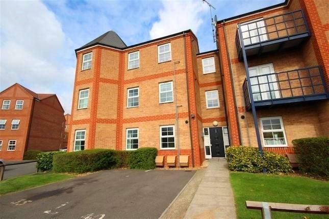 Thumbnail Flat for sale in Turners Gardens, Wootton, Northampton