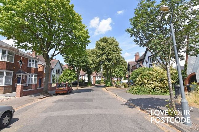 Thumbnail Terraced house for sale in Carisbrooke Road, Harborne, Birmingham