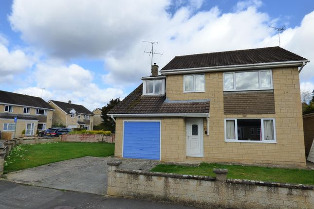 Thumbnail Detached house for sale in Robert Franklin Way, South Cerney, Gloucestershire