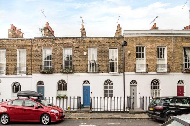 Thumbnail Terraced house for sale in Bewdley Street, Islington, London