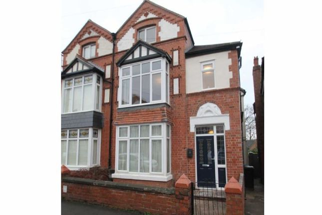Thumbnail Flat to rent in Coton Crescent, Shrewsbury