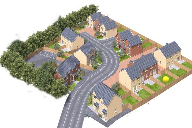 Thumbnail Semi-detached house for sale in Plot 5, Meadow Gardens, Carmarthen Road, Kilgetty