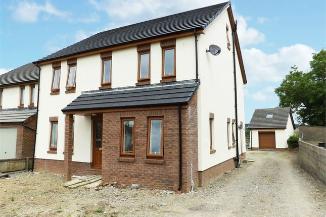 Thumbnail Detached house for sale in Heol Llanelli, Pontyates, Llanelli, Carmarthenshire
