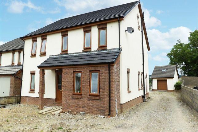 6 bed detached house for sale in Heol Llanelli, Pontyates, Llanelli, Carmarthenshire