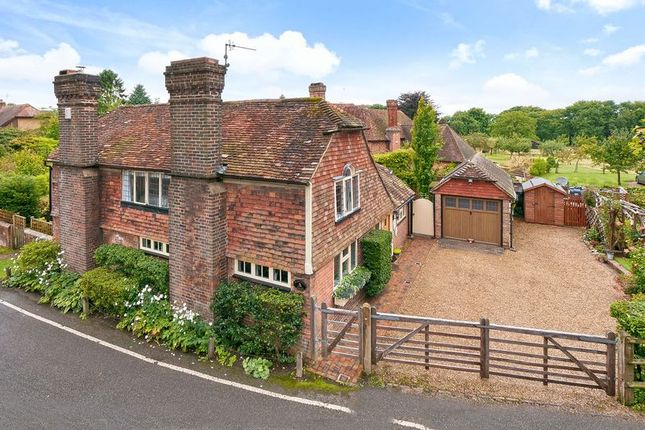 Thumbnail Detached house for sale in The Green, Matfield, Tonbridge